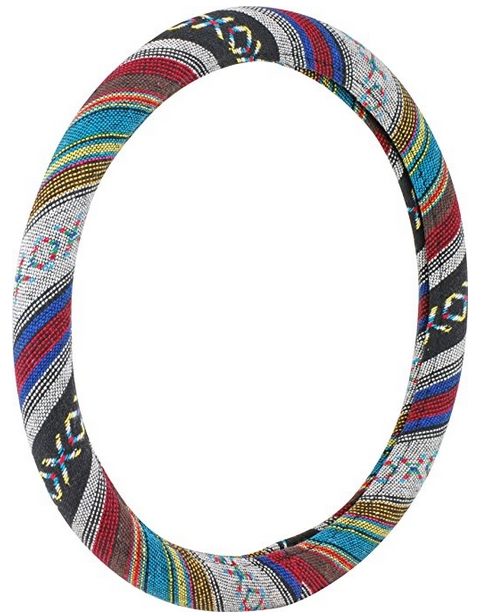 Bell Automotive Universal Baja Blanket Steering Wheel Cover